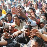 В Ливии спасли более 70 нелегальных мигрантов в Средиземном море