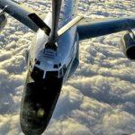 Самолет ВМС США провел разведку вдоль Черноморского побережья РФ