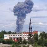 Мощный взрыв прогремел в Киеве