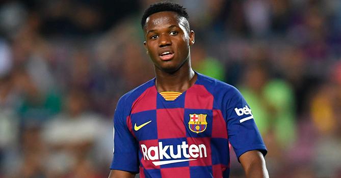 «Барселона» собирается повысить отступные Фати до 400 млн евро