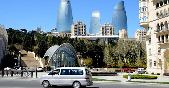 Баку вошел в десятку лучших городов СНГ для виртуальных туров