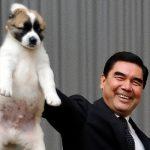 Вышла новая книга президента Туркменистан