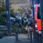 В Берлине Porsche насмерть сбил четверых пешеходов на тротуаре