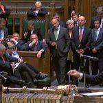 Британский парламент принял во втором чтении законопроект о досрочных выборах