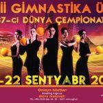 В Баку начался Чемпионат мира по художественной гимнастике