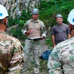 В Грузии проходят курсы горной подготовки с участием азербайджанских военнослужащих