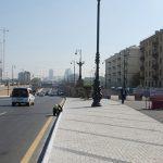По вспомогательной дороге пр. Гейдара Алиева движение будет ограничено