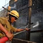В Индии при пожаре на заводе по переработке нефти погибли пять человек