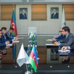 Молодежный форум ОИС и Агентство по развитию МСБ обсудили сферы сотрудничества