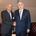 Глава МИД Азербайджана встретился с генеральным секретарем ЛАГ