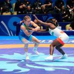 Мария Стадник пробилась в полуфинал и завоевала лицензию на Олимпиаду