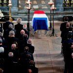 Жак Ширак был похоронен в Париже