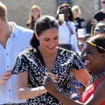 Принц Гарри и герцогиня Меган совершают первое официальное семейное турне