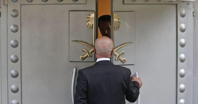Генконсульство вСтамбуле меняет адрес из-за дела Хашкаджи