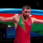 Азербайджанский борец Шариф Шарифов завоевал лицензию на летние Олимпийские игры «Токио 2020»