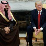 Трамп заявил об увеличении военного контингента США в Саудовской Аравии