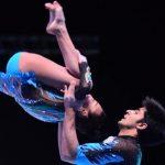Азербайджанские акробаты завоевали три медали в Санкт-Петербурге