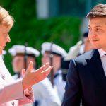 Немецкий трек украинской политики