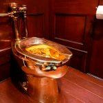 Из родового имения Уинстона Черчилля украли золотой унитаз