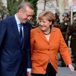 Эрдоган и Меркель обсудили Сирию