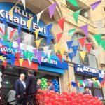 Праздник в центре Баку: Дому русской Книги исполнилось 10 лет