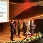 В Баку состоялась премьера фильма об Исмаиле Шихлы с участием Несрин Джавадзаде