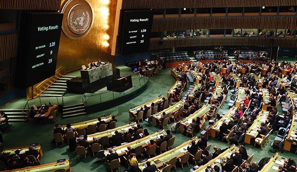 Неуклюжая хитрость: Москве не дали протолкнуть через ООН отмену санкций