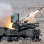 Сирия отразила ракетные удары Израиля российскими комплексами ПВО