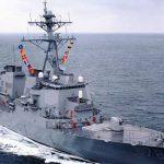 Эсминец США «Портер» вошел в Черное море