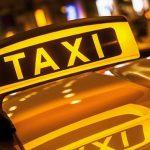 Существенно понизится налоговая нагрузка на таксистов
