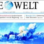 Немецкая газета рассказала о достижении Путиным «побед без войны»