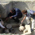 В Шеки обнаружены памятники античного периода