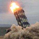 Ракетные и артиллерийские подразделения провели боевые стрельбы