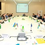 Прошел круглый стол по расширению сотрудничества предпринимателей Азербайджана и России