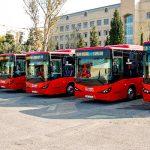 В Азербайджане определены правила пассажироперевозок в период пандемии