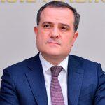 Джейхун Байрамов провел телефонный разговор с Сироджиддином Мухриддином