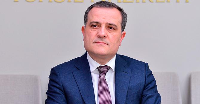Начался визит главы МИД Азербайджана в Туркменистан