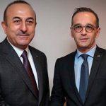 Анкара заверила Германию в том, что ее операция на севере Сирии носит временный характер