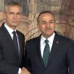 Чавушоглу провел переговоры с генсеком НАТО