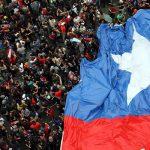 В Чили на акцию протеста вышли около 1 млн человек