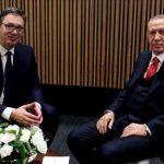Эрдоган приедет в Белград на второе заседание ССВУ Турция-Сербия