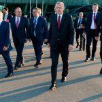 Визит президента Турции в Азербайджан завершился