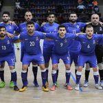 Азербайджан одолел Словакию и стал первым в группе