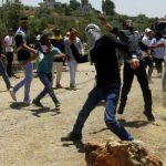В Газе пятьдесят палестинцев пострадали в стычках с израильскими военными