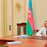 Ильхам Алиев принял председателя Госкомитета по делам беженцев и вынужденных переселенцев