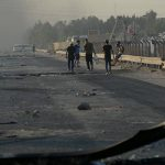 В Ираке в ходе протестов пострадали 48 полицейских и 11 демонстрантов