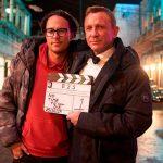 Завершены съемки нового фильма о Джеймсе Бонде