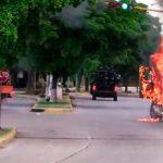 """В Мексике бандиты отбили у полиции сына наркобарона """"Эль Чапо"""""""