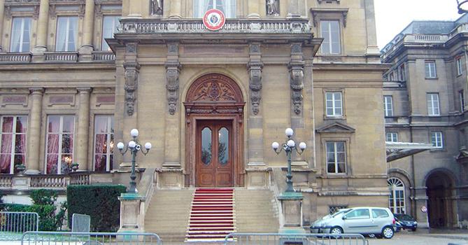 В Париже опровергли заявления о нахождении Гуайдо в посольстве Франции в Каракасе