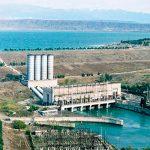 Уровень воды в Мингячевирском водохранилище опустился до рекордного уровня
